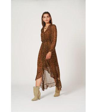 Dante 6 Flirty print long dress