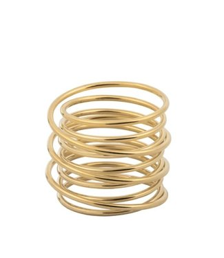 Ellen Beekmans Ring gouden cirkels