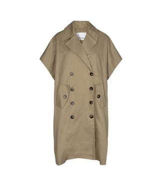 Co'couture Trench Poncho