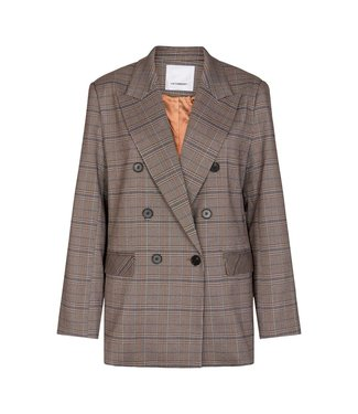 Co'couture Madyn Oversize check blazer