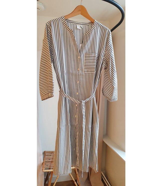 Knit-ted dress Mex