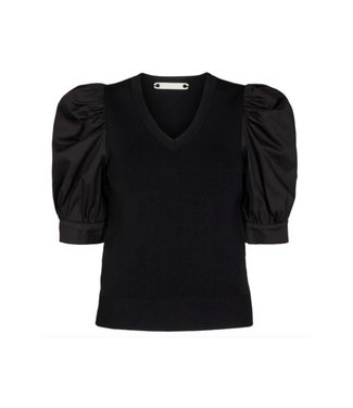 Co'couture Mercia V-Mix Top