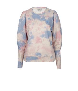 Dante 6 Cloud Tie Dye Print Sweater