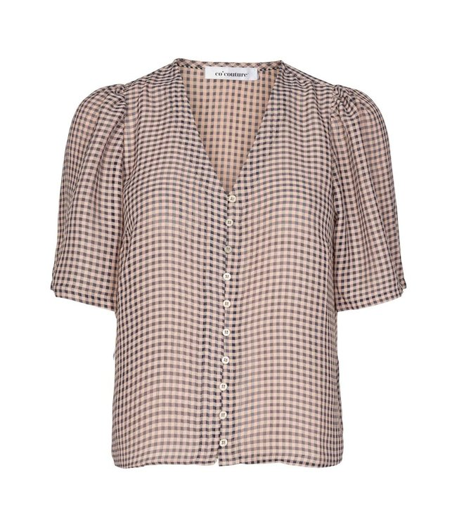 Amalie Check top