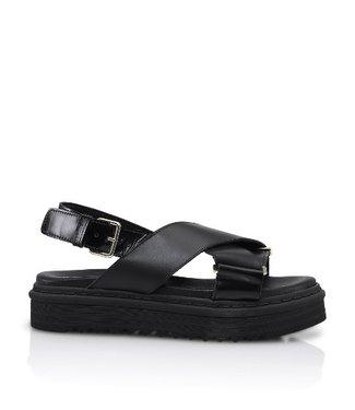 Shoe Biz Copenhagen Sila Black Mix