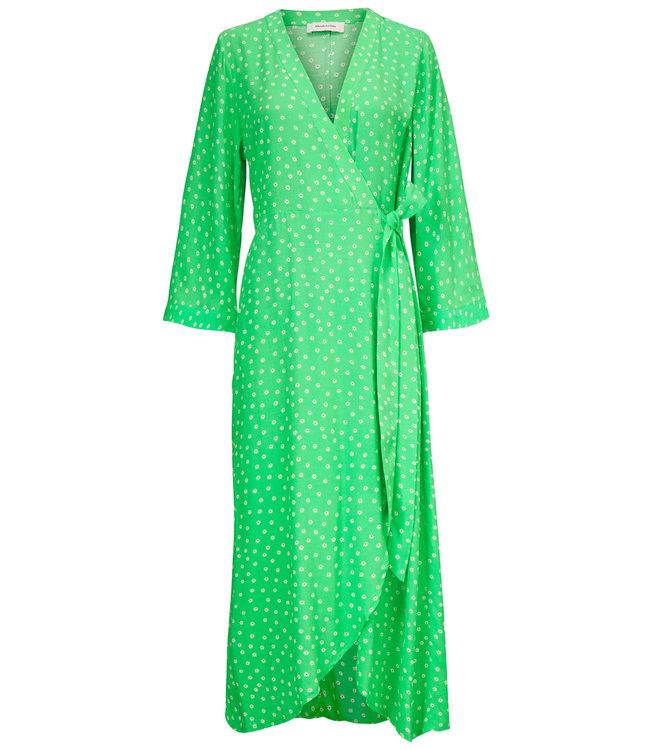 Jessica print dress