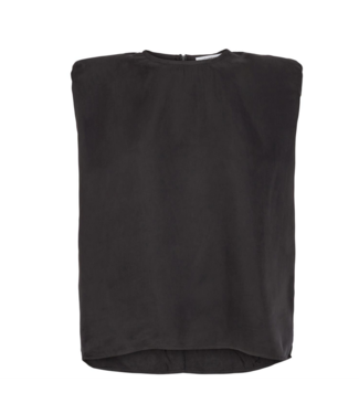 Co'couture Luka Box shoulder top