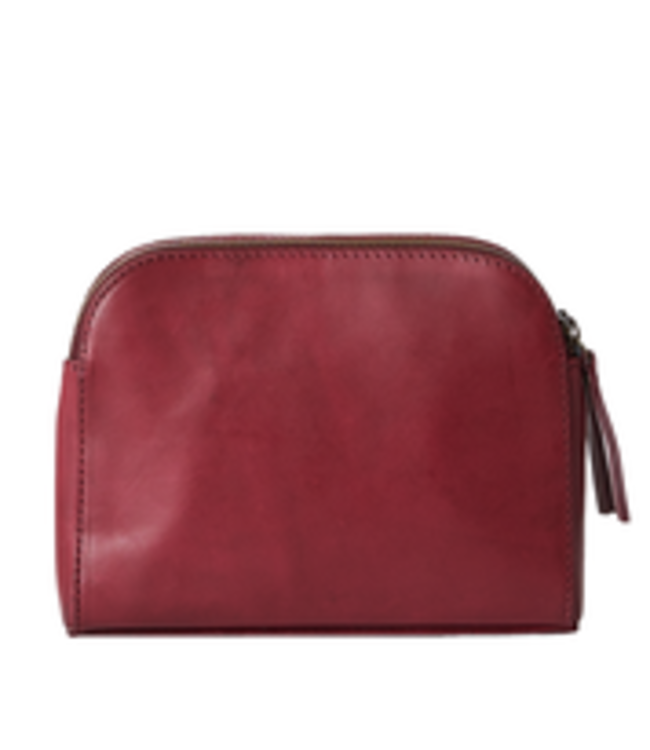 Omybag Emily Ruby Classic leather