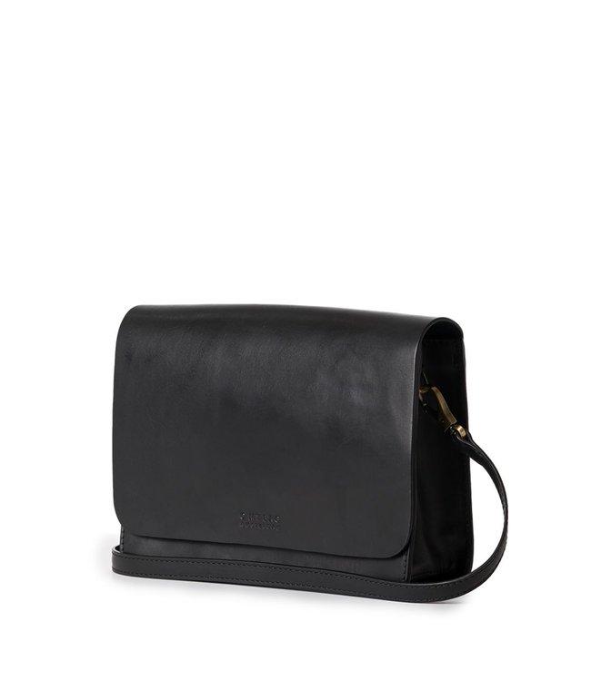Omybag Audrey Black Classic Leather