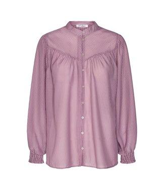 Co'couture Lana Stripe Smock Shirt