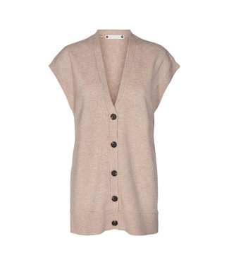 Co'couture Rowie Long Button Vest