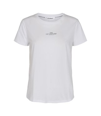 Co'couture The Cocouture Tee White