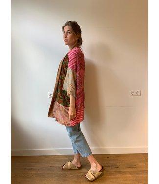 Sissel Edelbo Lotus short mix kimono
