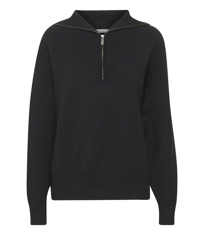 Gestuz Talli Zipper Pullover