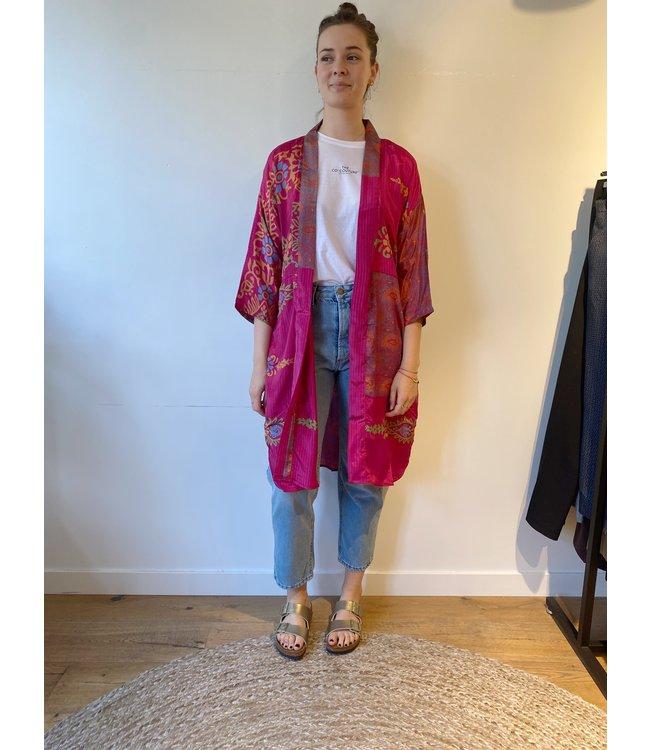 Magnolia Long kimono 2