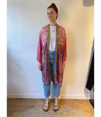 Sissel Edelbo Morning Glory long pocket kimono  3