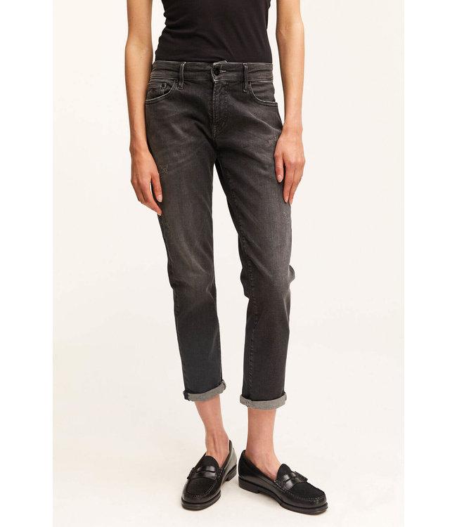Monroe Dark-Aged Denim Jeans