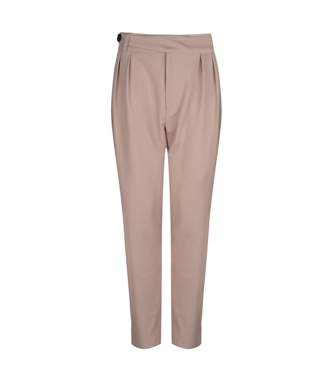 Ruby Tuesday Raison Pants With Fixedfabric Belt