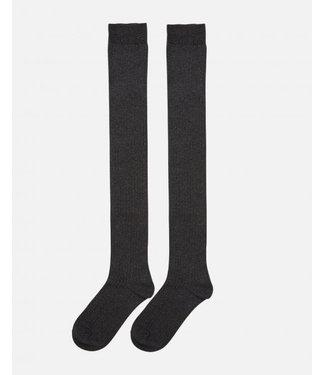 Moss Copenhagen Knee Socks DGM