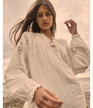 Sissel Edelbo Cyrus Organic Cotton Caftan White