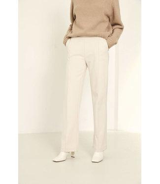 Knit-ted Floor Pants Vanilla