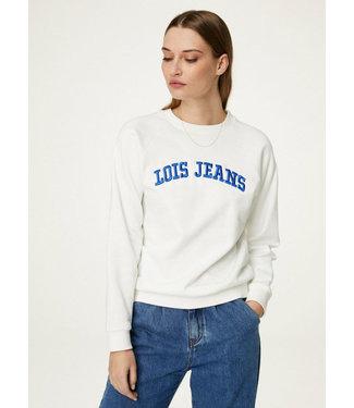 Lois Iris Varsity Sweater