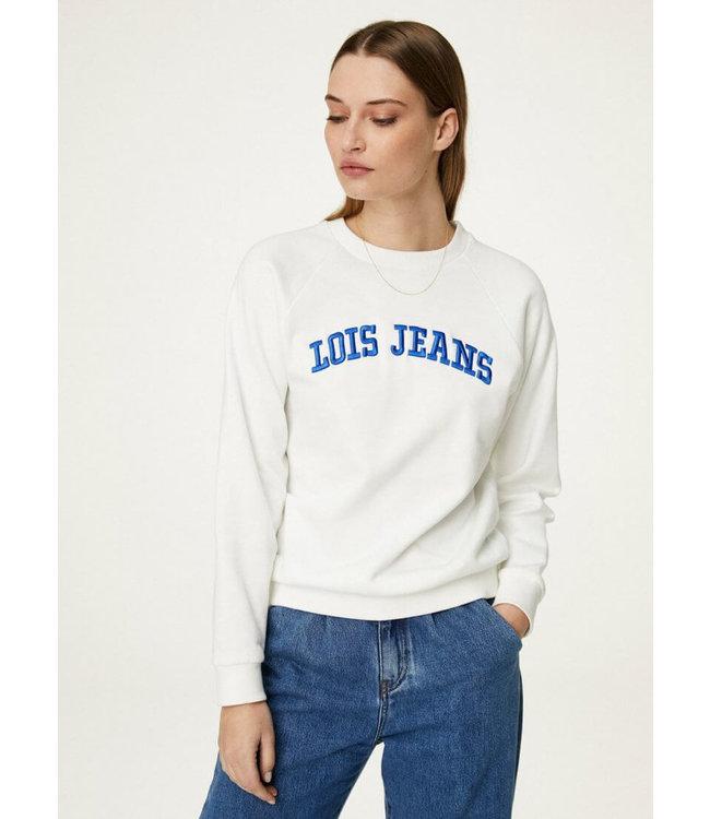 Iris Varsity Sweater