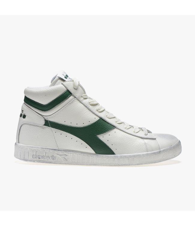 Game L High Waxed Sneaker