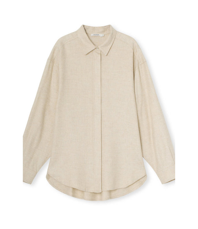 Graumann Sheila Shirt Viscose Wool