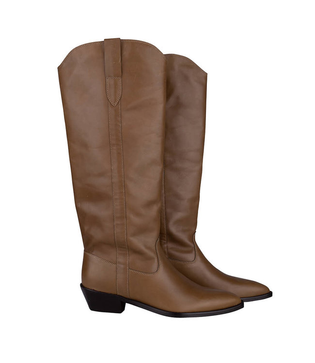 Philine Leather Boots