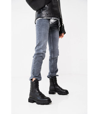 Copenhagen Boots Vitello Black