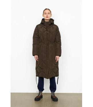 Second Female Buffie Coat