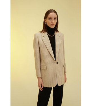 Isabelle Blanche Relaxed fit coat-blazer