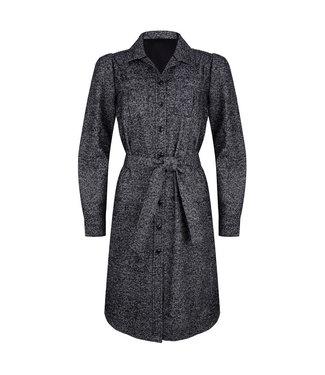 Ruby Tuesday Maelis Long Woolen Shirt Dress