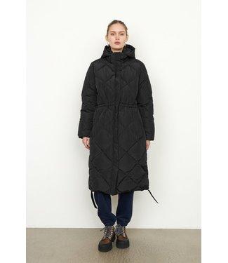 Second Female Buffie Coat Zwart