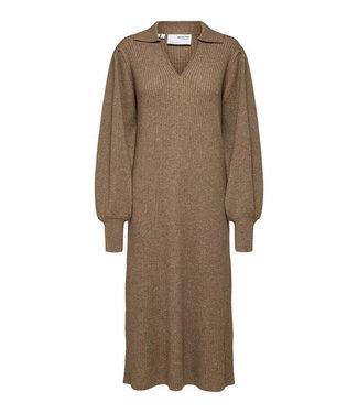 Selected Selene LS Knit Dress