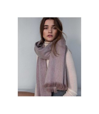 Bufandy Pale Purple - Brushed Solid