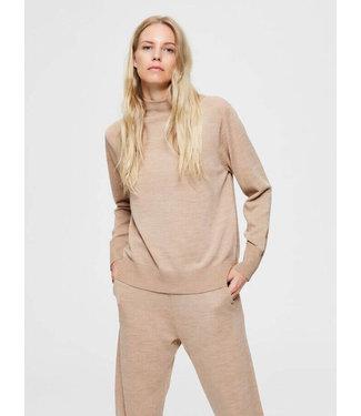 Selected Sandra Wool LS Knit