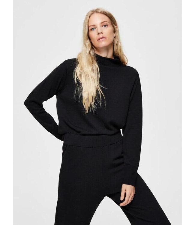 Sandra Wool LS Knit
