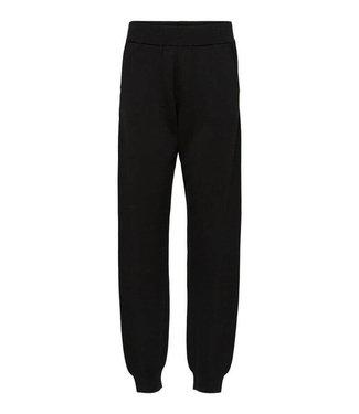 Selected Sandra Wool MW Knit Pants