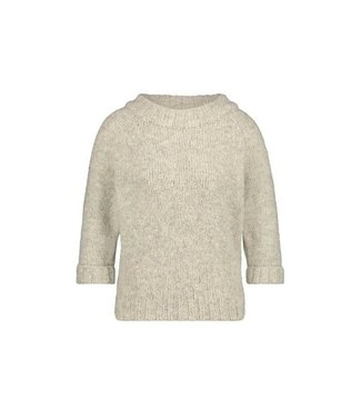 Penn & Ink W21L140 pullover Sand