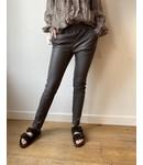 Est'Seven EST'CHINO Stretch Leather Grey