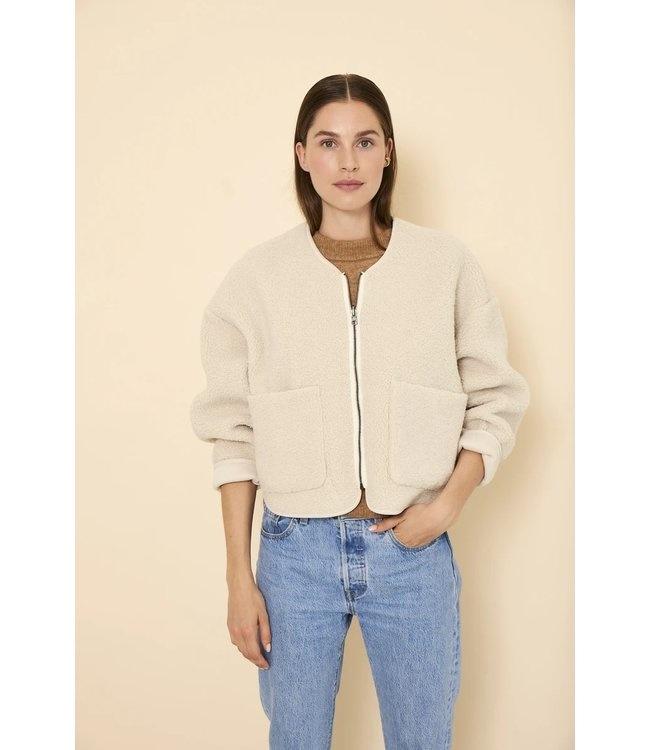 teddie jacket knit-ted