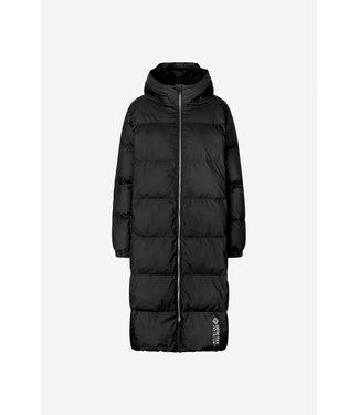 Samsoe Samsoe Cloud Coat Black