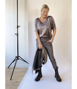 Est'Seven Est'Silk T-Shirt Grey