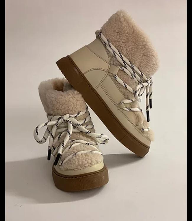 Est'Mouton Boots Gurly fur