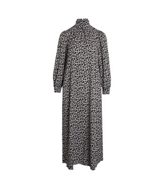 Co'couture Cleo Animal Floor Dress