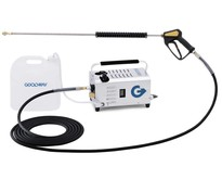 GPW-1200 - 80 BAR High-Pressure Washer