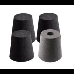 Schaumstoffkappen Dichtung - Kombi-Packung (110-150 mm)
