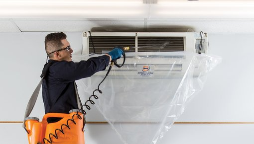 Cleaning of Air Conditioning Systems